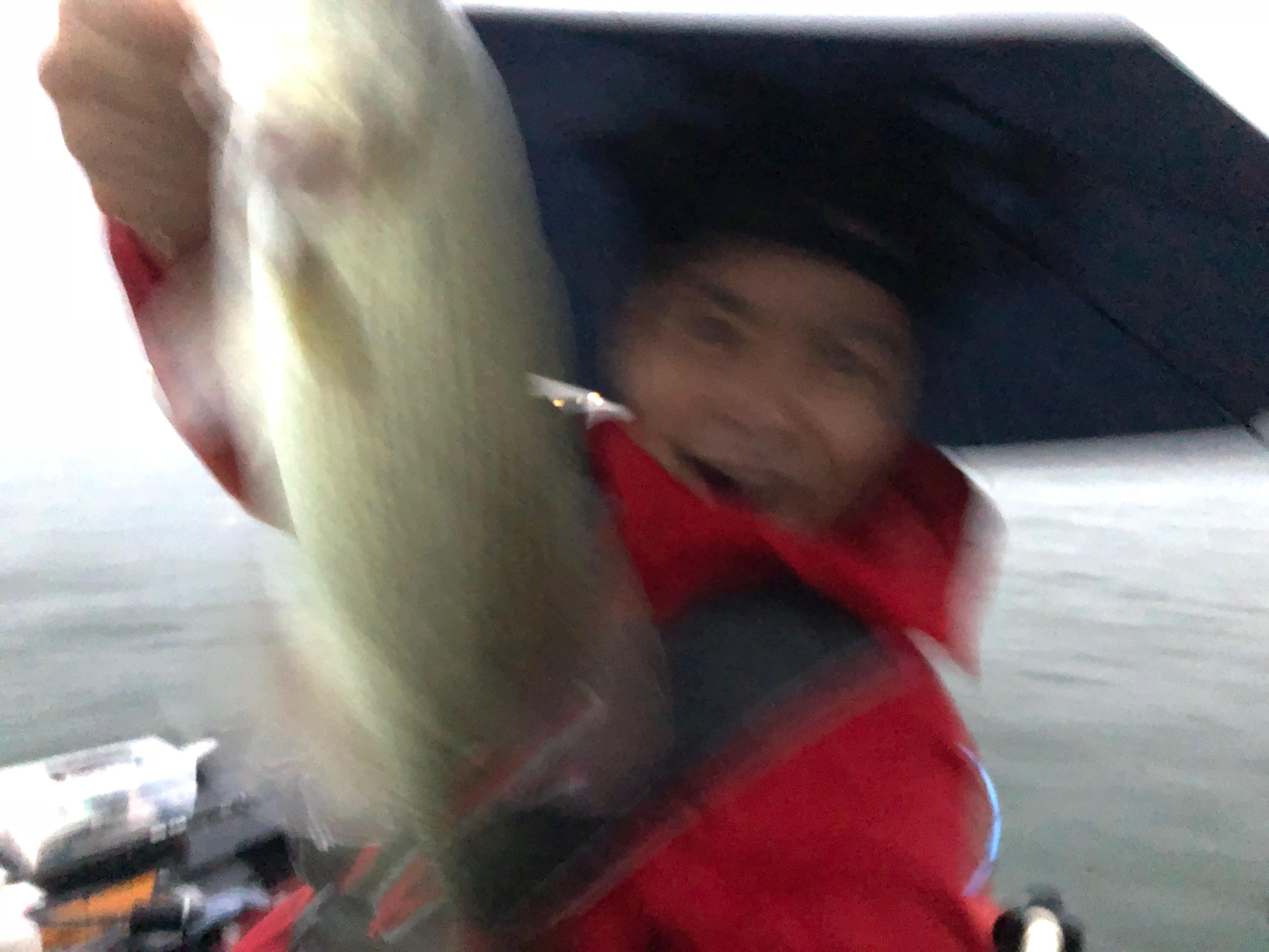 南湖アノストで釣った40UP画像5