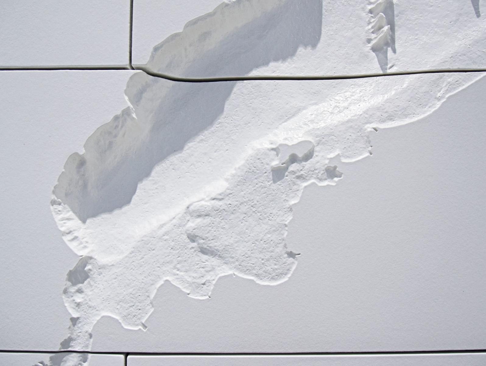 琵琶湖博物館北湖の模型